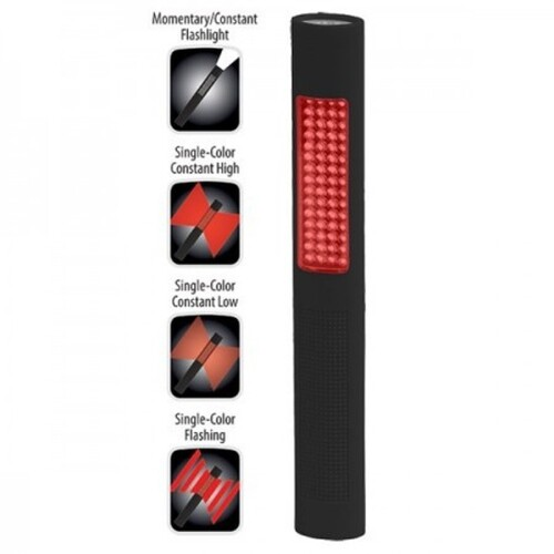 Red LED Safety Light / Torch - Nightstick