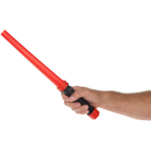 Nightstick Red Traffic Wand - B6NSP1632