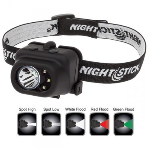 Multi-Function LED Headlamp - Nightstick