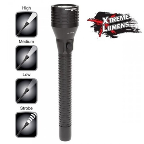 Rechargeable LED Torch - Nightstick
