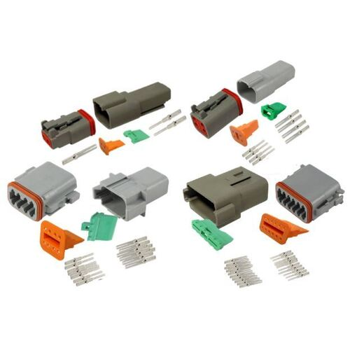 DT Series Deutsch Connectors
