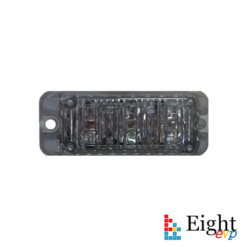Surface mount warning light 3 LED - 8EVP