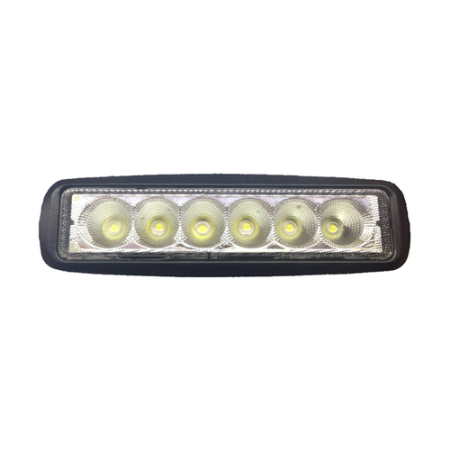 Base6 Slimline 6 LED Worklight