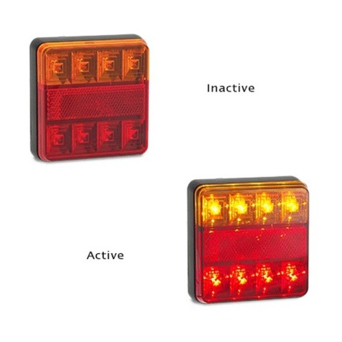 LED Autolamps Trailer Lights - 101 Series