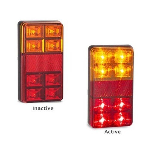 LED Autolamps Trailer Lights - 151 Series