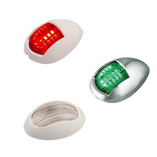 LED Autolamps 52 Series LED Navigation Lights