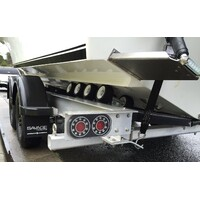 LED Autolamps Boat Trailer Tail Lights - 209 series