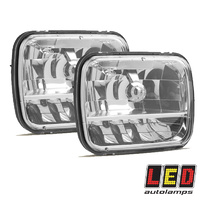 5 x 7 inch LED Autolamps Headlight Lamps