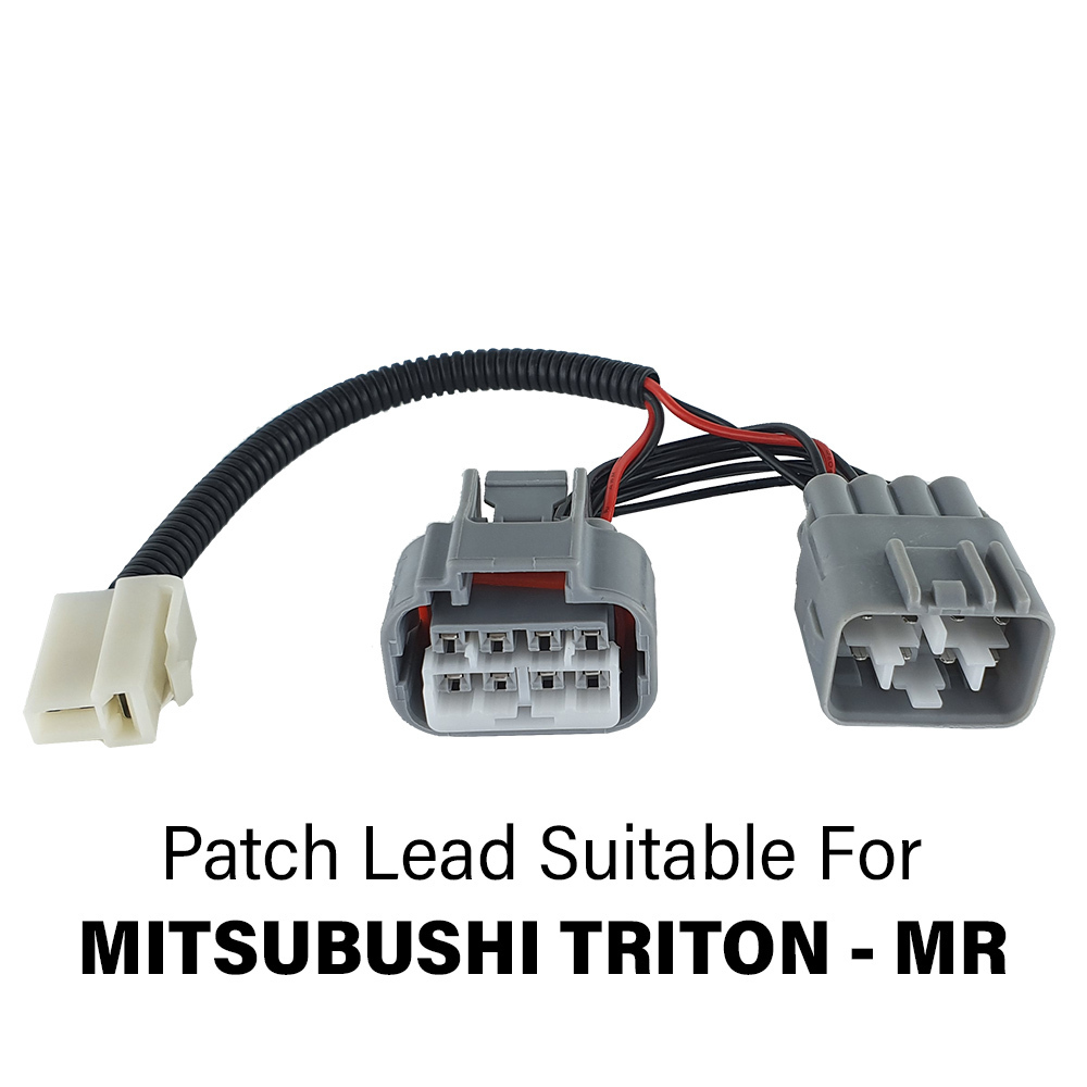 Triton MR Driving Lamp Piggy Back Patch Leads