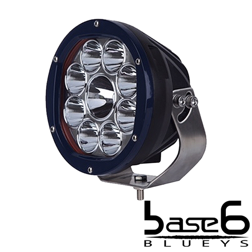 "BLUEYS 7"" SERIES DRIVING LIGHT with Combo Cover"