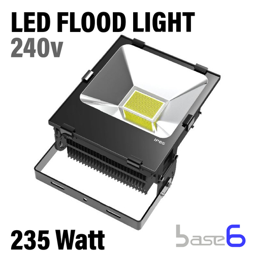 Base6 235 Watt LED Flood Light