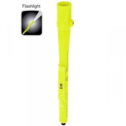 Non-Rechargeable Intrinsically Safe LED Torch - Nightstick