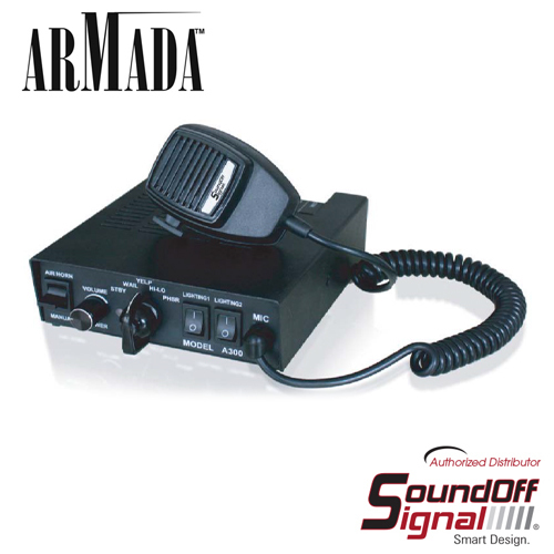 Armada A300 Emergency Siren