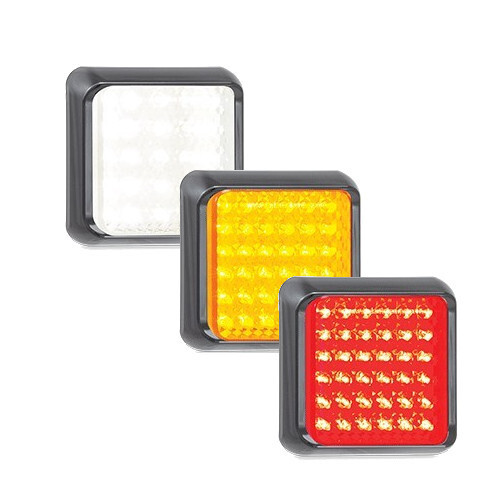 LED Single Function Light 125 Series - LED Autolamps
