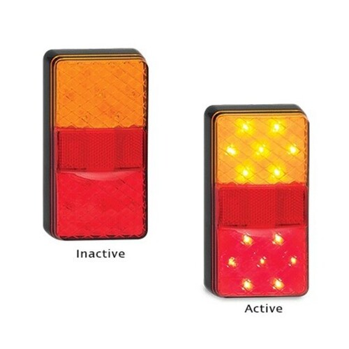 LED Autolamps Trailer Lights - 150 Series