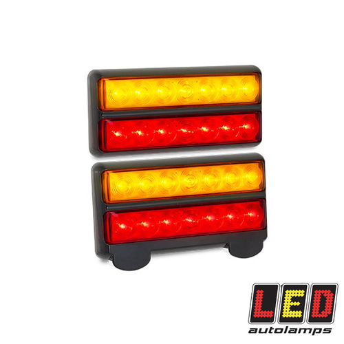 Boat Trailer Lights 207 Series - LED Autolamps