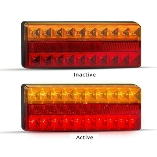 LED Autolamps Trailer Lights -  275 Series