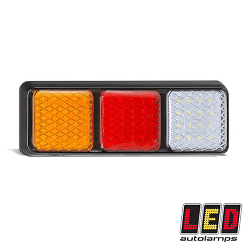 Combination Tail Light (Single) - 282 Series LED Autolamps