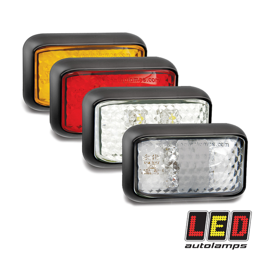 LED Autolamps Marker Lights - 35 Series