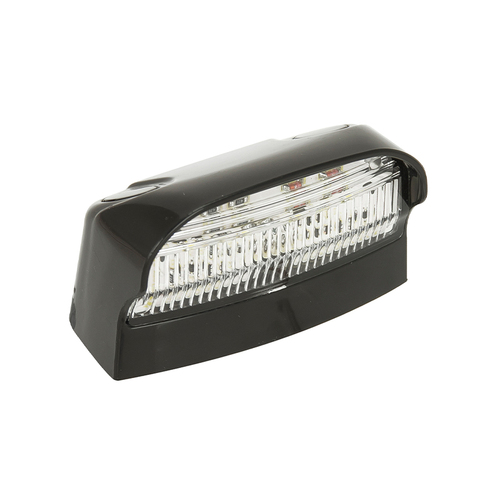 LED Autolamps Licence Plate Light (Single) - 41 Series