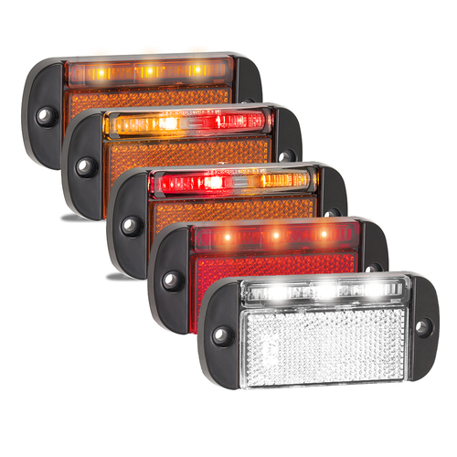 LED Autolamps Marker Lights - 44 Series