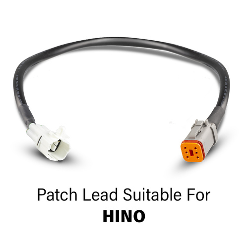 Hino Tail Light Patch Lead (2 Pack)